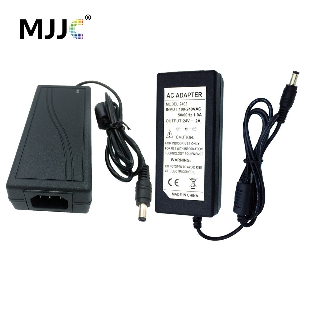 24V LED Power Supply Unit 2A 3A 4A 5A Power Adapter 110V 220V AC to 24 volt DC for CCTV LED Strip Light EU US UK AU Transformer