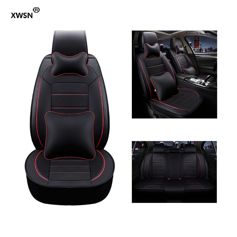 Universal car seat cover for KIA All Models kia ceed kia rio 3 4 soul spectra sportage car seat protector Auto accessories