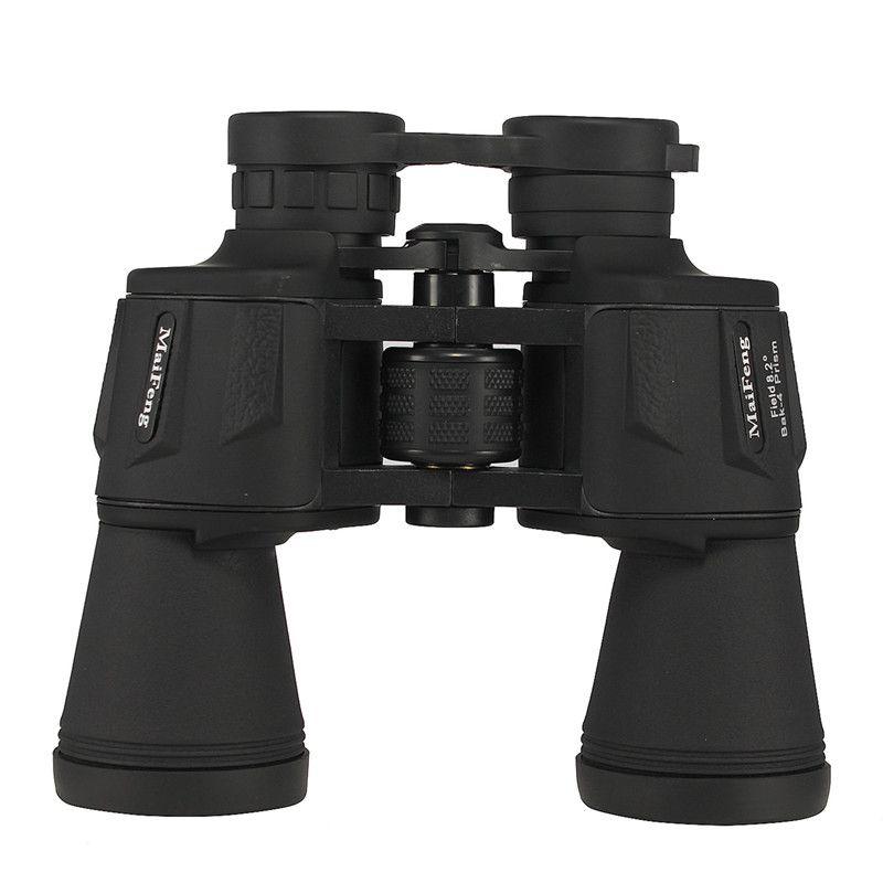 Jumelles puissantes imperméables 20X50 télescope militaire Hd professionnel chasse Camping haute qualité Vision sans oculaire infrarouge