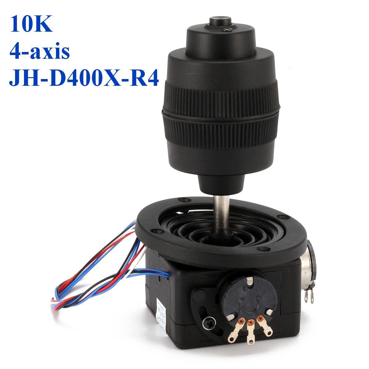 1 PC Nouvelle Arrivée 4-Axis En Plastique Pour Joystick Potentiomètre pour JH-D400X-R4 10 K 4D avec Bouton Fil