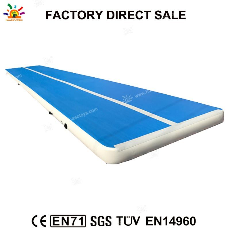 Free Shipping Inflatable Air Track Gym Equipment Tumble Track,Yoga Mat Manufacturer Inflatable Gymnastics Mat