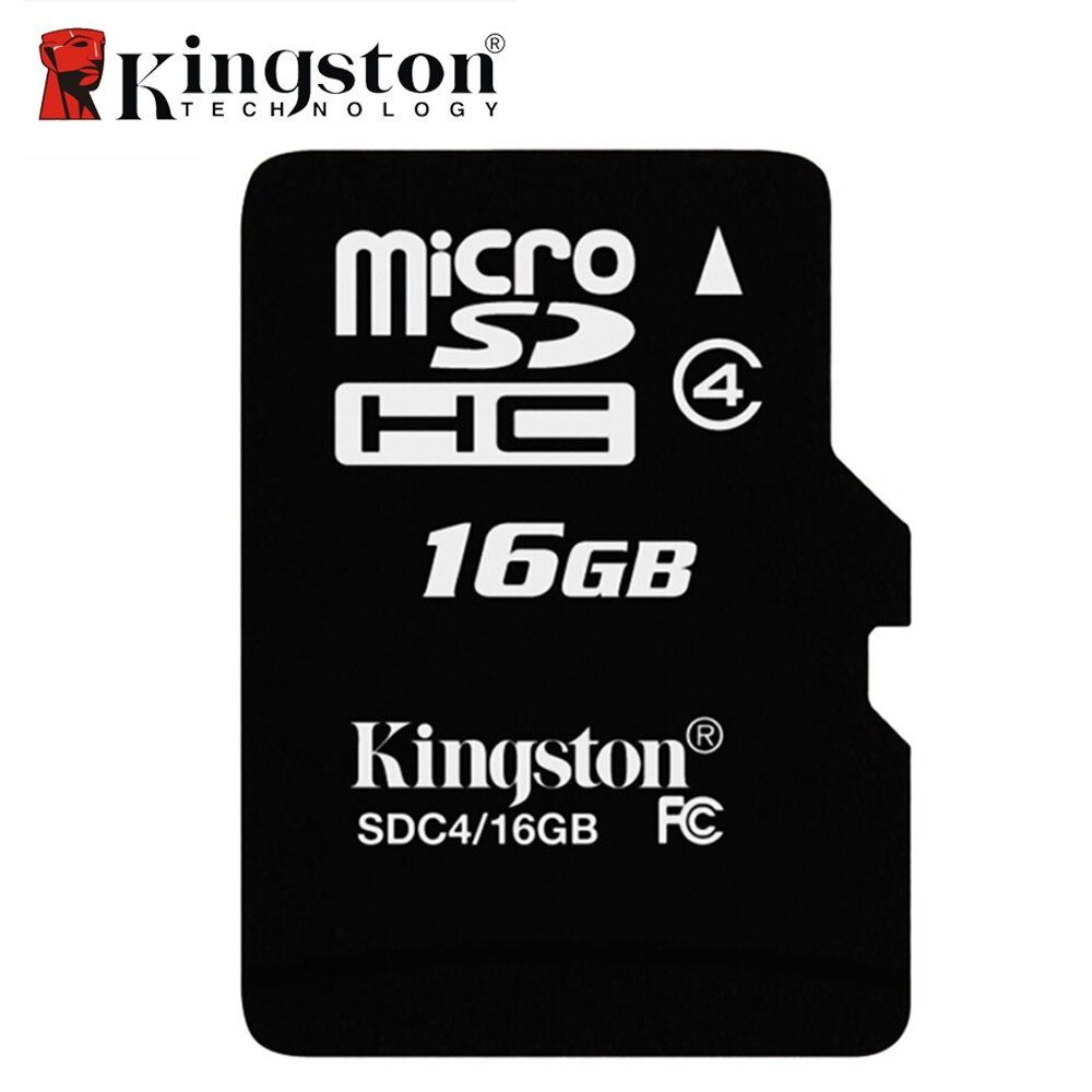 Kingston 8 GB 16 GB Tarjeta Micro SD Carte Classe 4 Carte Mémoire Micro SD TF Carte 8 GB 16 GB Microsd Carte SD pour Dgital dispositif