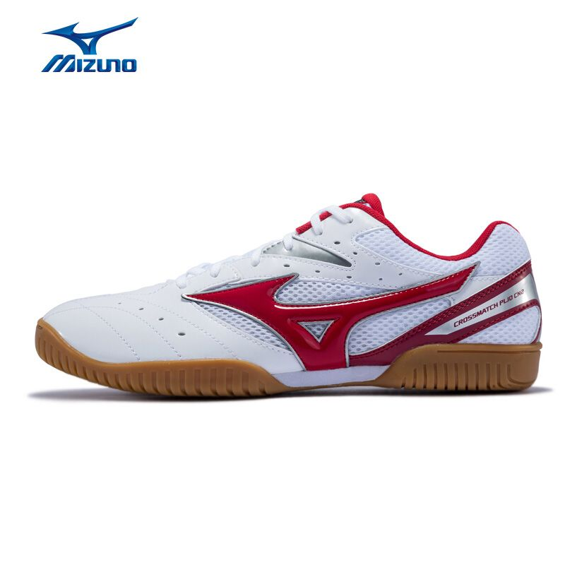 MIZUNO Men CROSSMATCH PLIO CN2 Table Tennis Shoes Cushion Breathable Sports Shoes Sneakers 81GA153627 YXT013