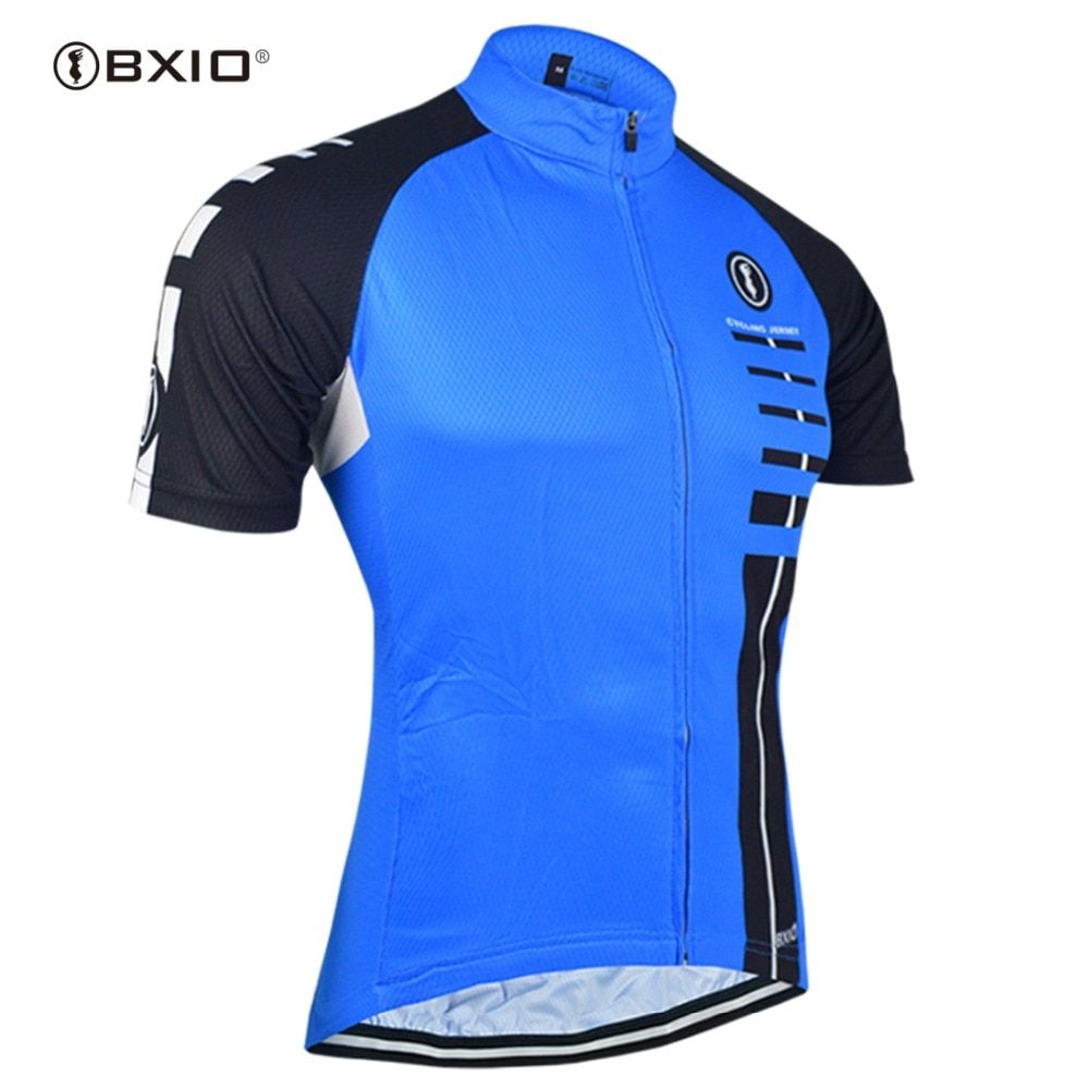 BXIO Brand Cycling Jersey 2017 Promotion Shirt Short Sleeve Wielerkleding Skinsuit Ciclismo Bike Bicicleta Cycling Clothing 029J