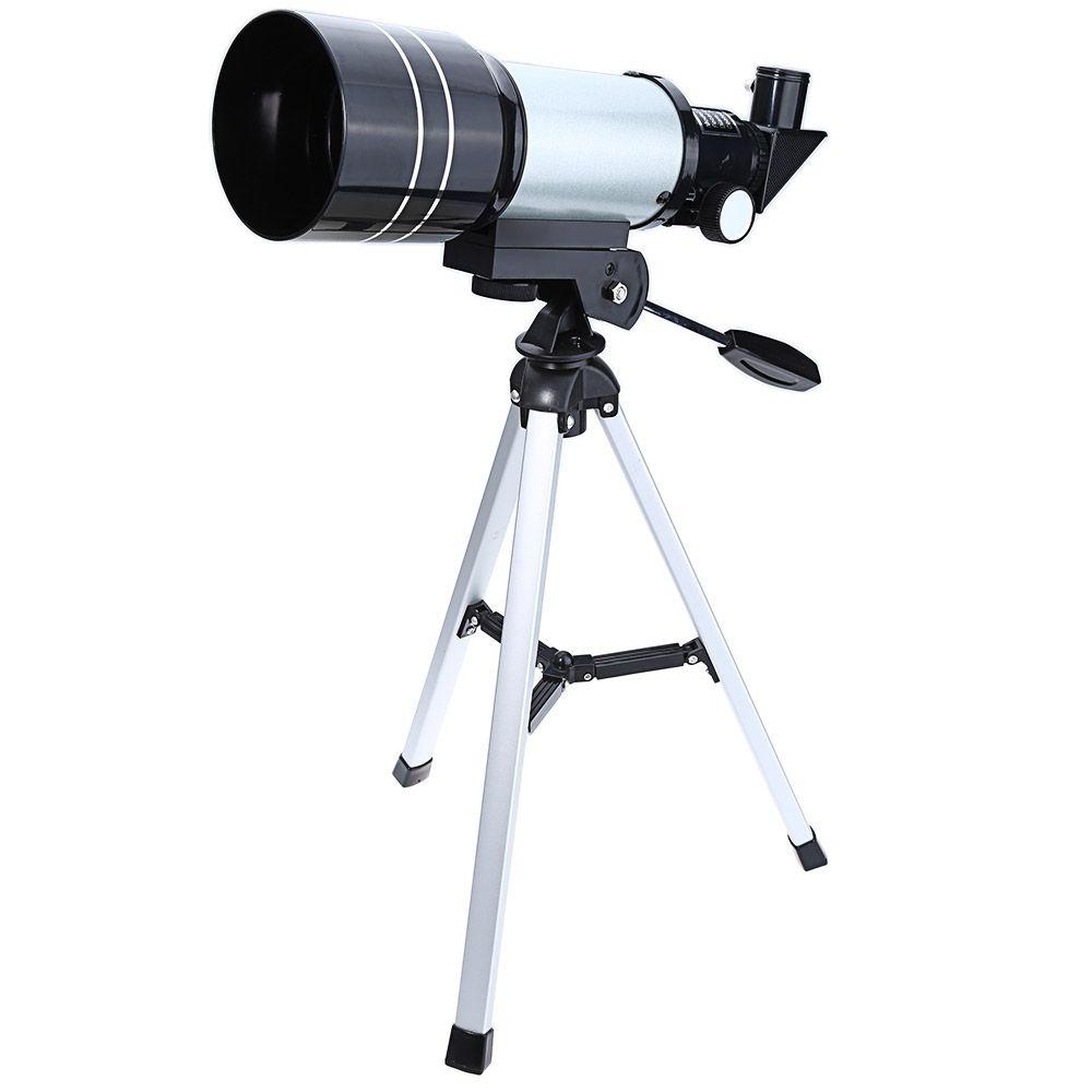 Открытый Монокуляр пространство астрономическая телескоп со штативом Водонепроницаемый линза Барлоу Профессиональный Однотрубная Зрите...