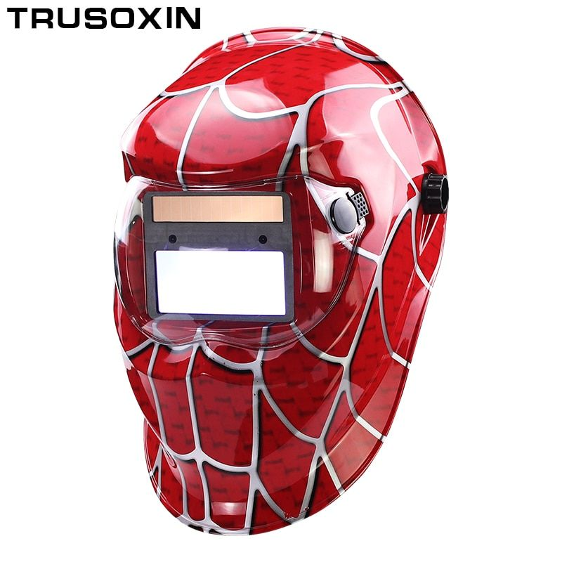 <font><b>Solar</b></font> Auto Darkening Welding Helmet/Welding Mask/Welder Goggles/Eye Mask/Shading Goggles for TIG MMA MIG Welding Machine Welder