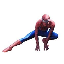 Nouveau Spiderman Costume 3D Imprimé Enfants Adulte Lycra Spandex Spider-man Costume Pour Halloween Mascotte Cosplay