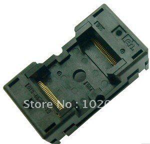 100% NEW OTS-48-0.5 TSOP48 IC Test Socket / Programmer Adapter / Burn-in Socket  (OTS-48-0.5-12)