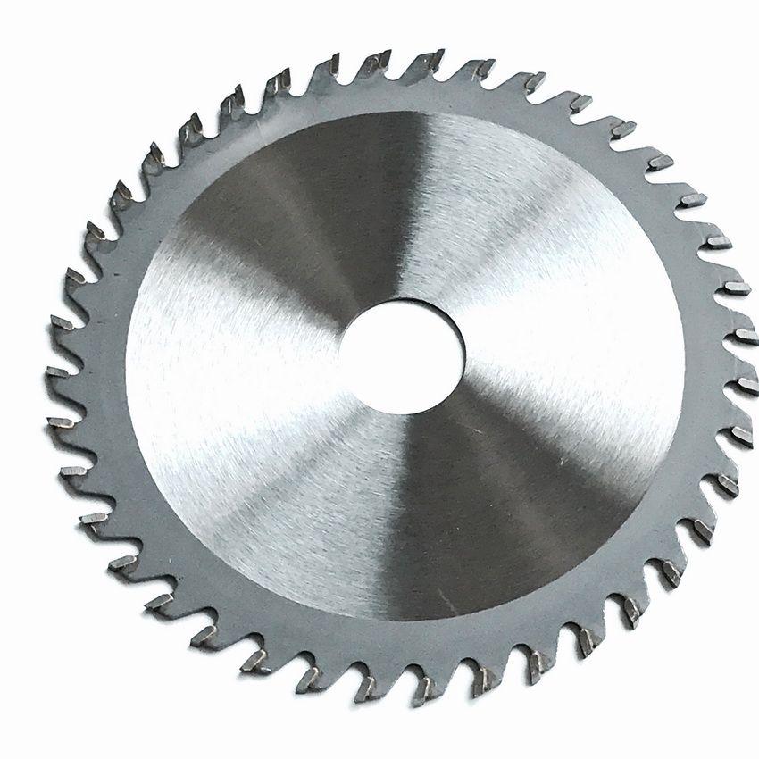 Livraison gratuite de 1 PC 125*22*30 T/40 T tct lame de scie à bois lames de coupe disque de coupe décoration qualité grade bricolage à la maison en utilisant