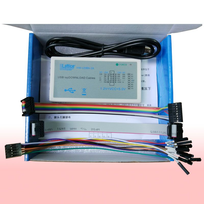 USB Isp Download Kabel JTAG SPI Programmierer für GITTER FPGA CPLD development board Unterstützung Windows