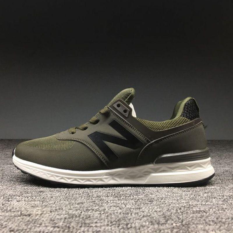 NEW BALANCE MS2018574V2 Men's Shoes indoor sport Hard-wearing New Design Sneakers 40-44 6Colors
