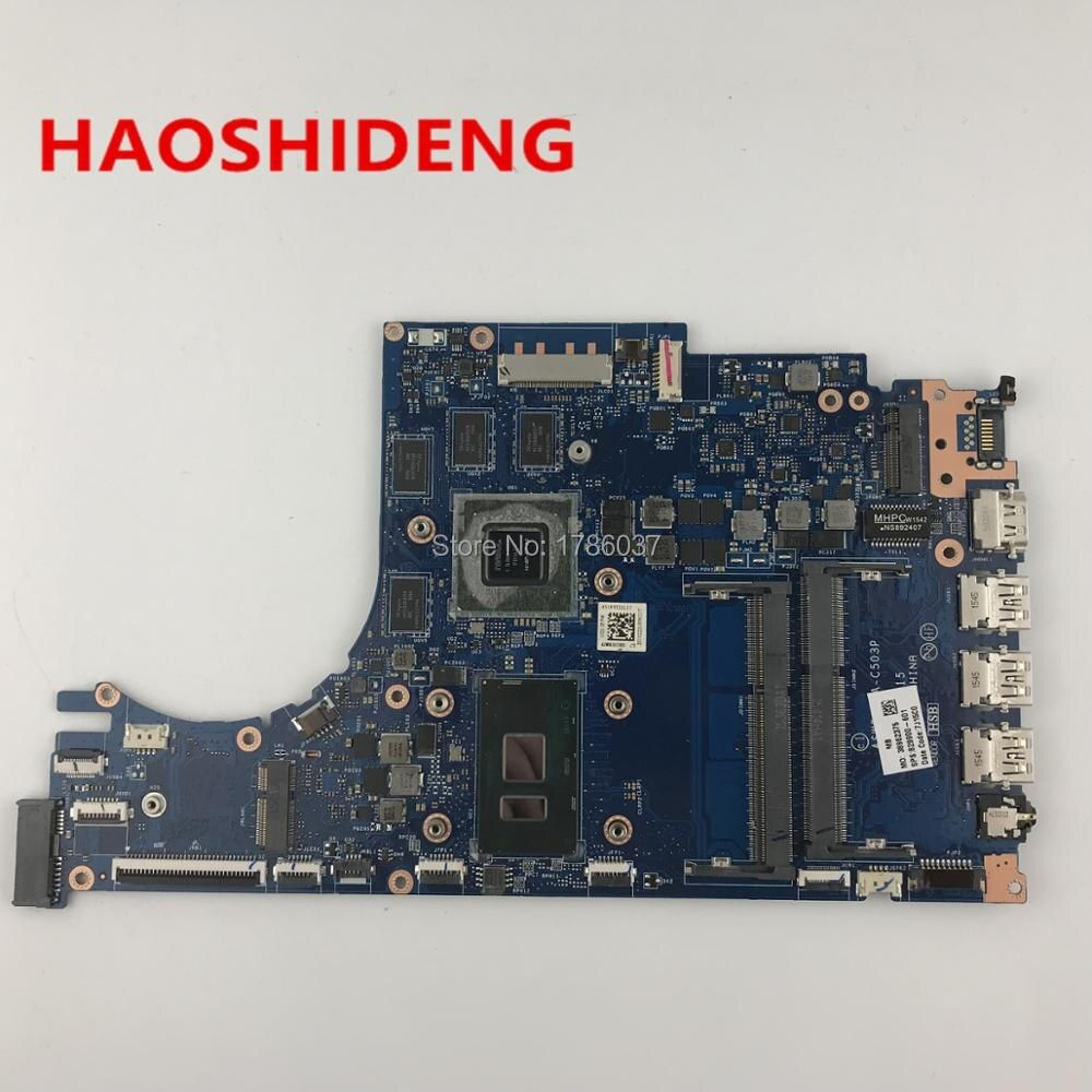 829900-601 LA-C503P For HP ENVY Notebook 15-AE 15T-AE Laptop Motherboard with 950M 4GB i7-6500U CPU,All functions fully Tested!