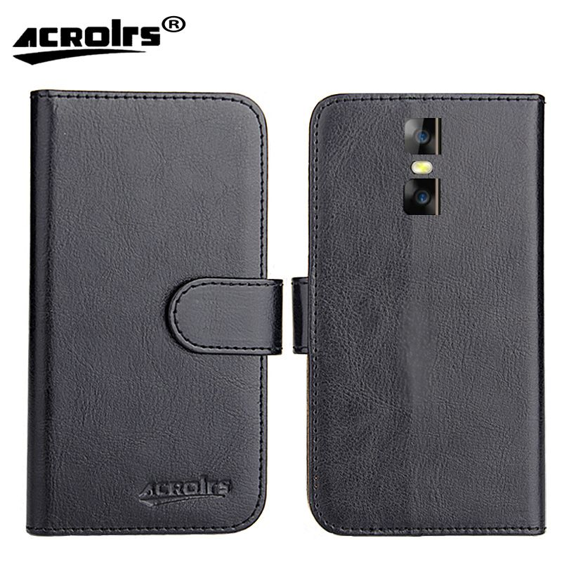 Oukitel K3 Case 2017 6 Colors Dedicated Flip Leather Exclusive 100% Special Phone Cover Cases Card Wallet+Tracking