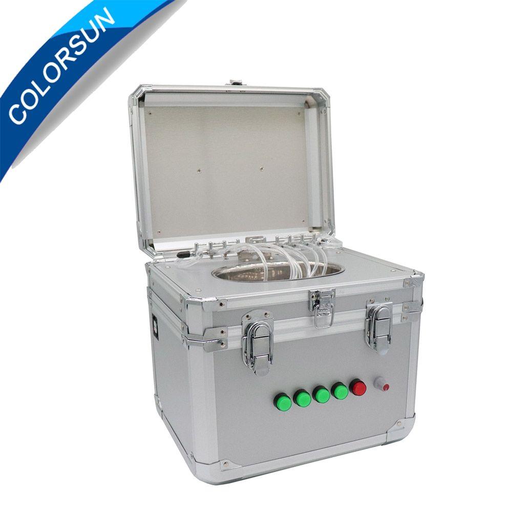 Ultraschall reiniger maschine für Epson DX4 DX5 DX7 druckkopf drucker reiniger