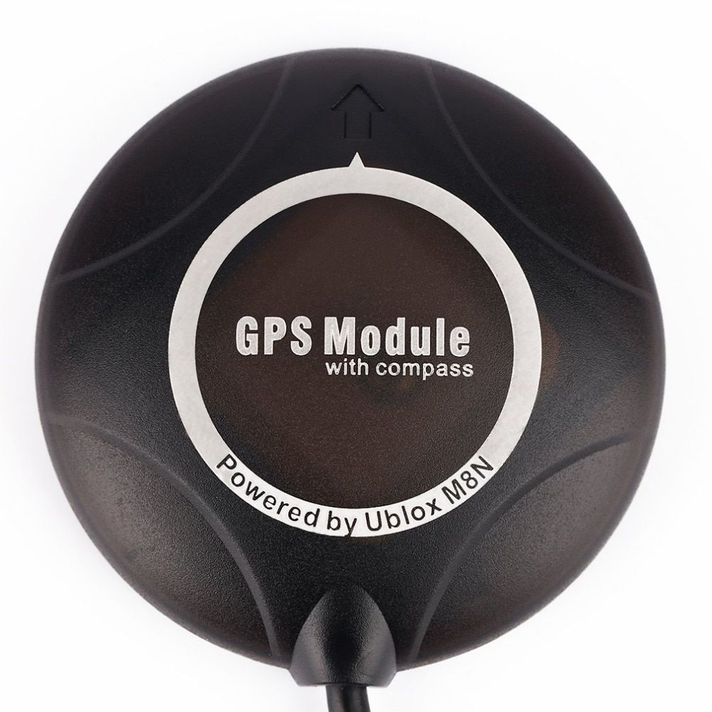 Ublox NEO M8N GPS Module With Compass Lightweight Portable Power Suitable For Pixhawk4 Flight Controller For Quadcopter