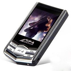 25 languages 16GB Slim MP4 Music Player With 1.8 TFT LCD Screen FM Radio Video Games Karaoke & Movie + USB Cable Wholesale