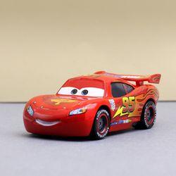 Disney Pixar Voitures de Course 2 3 Jouets Lightnig McQueen Mater Jackson Tempête Ramirez 1:55 Diecast Metal Alliage Jouets Modèle Chiffres garçons