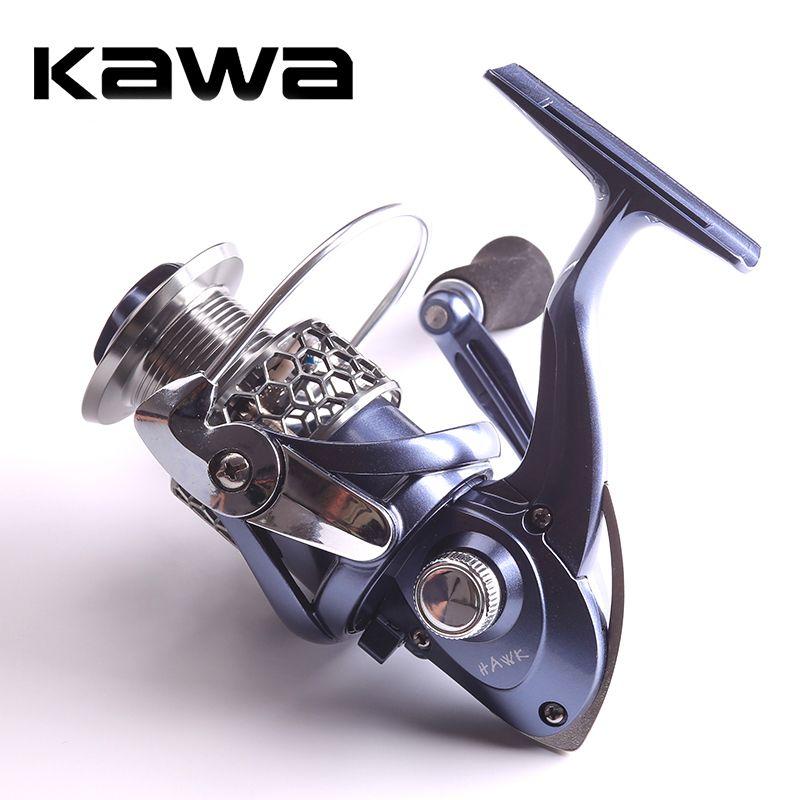 KAWA spinning reel New Produit FAUCON Haute Qualité 9 Portant Moulinet De Pêche Spinning Reel Livraison Gratuite