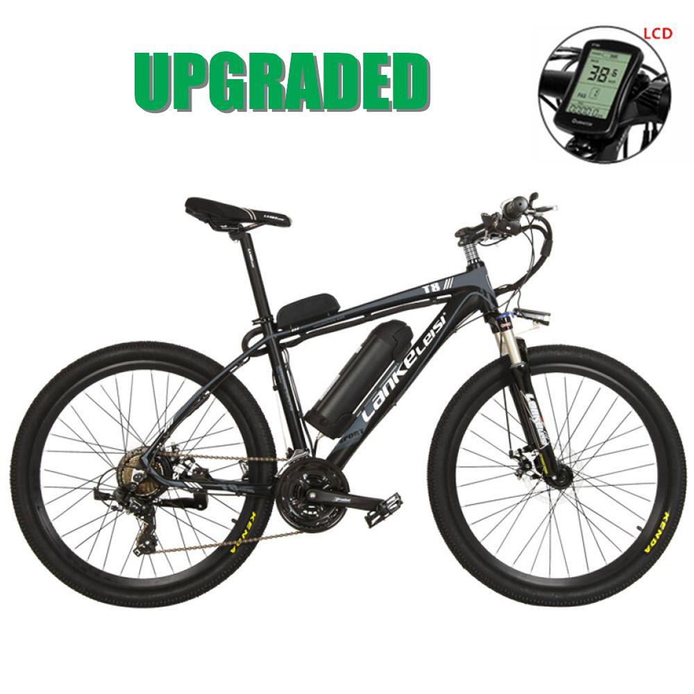 400 W/240 W, 26 Zoll Elektrische Fahrrad, BIS zu 48V 15Ah Lithium-Batterie, aluminium Legierung Rahmen Mountainbike.