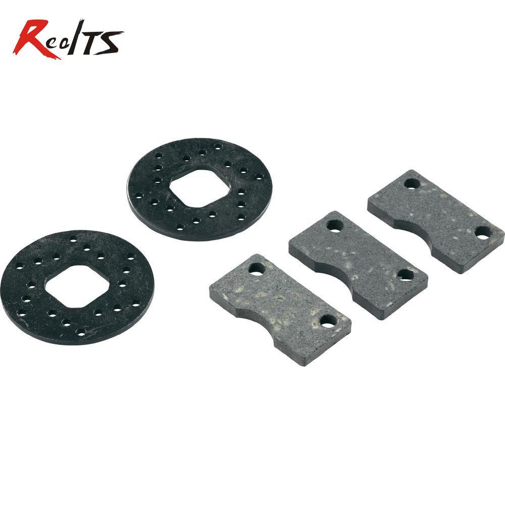 RealTS One set 112108 FS racing/MCD/FG/CEN/REELY 1/5 frein à disque pour voiture rc pour Buggy, Truggy, MT, SC