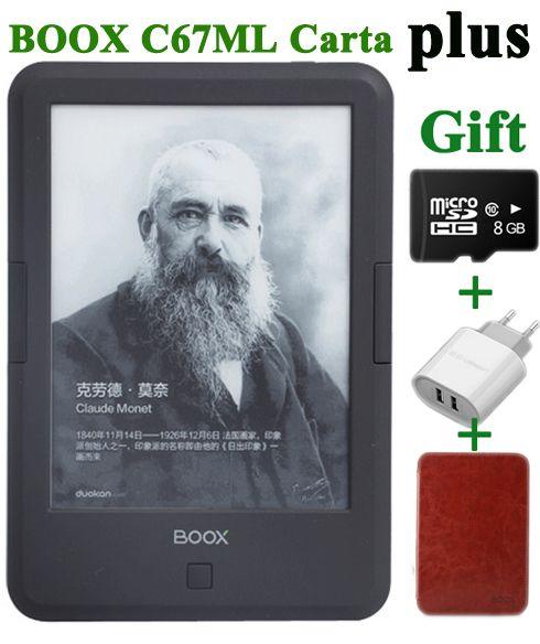 New ONYX BOOX C67ml carta+ ebook reader 6
