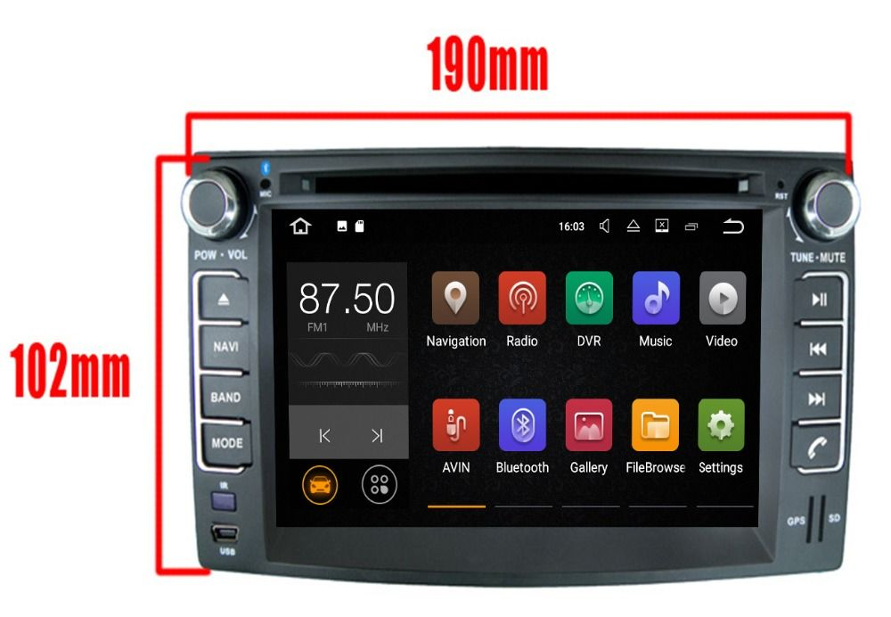 4G LTE Android 8.0 4G/android 7.1 2DIN AUTO DVD PLAYER Multimedia GPS RADIO PC Für KIA CEED 2006 2007 2008 2009 3G WIFI OBD DVR