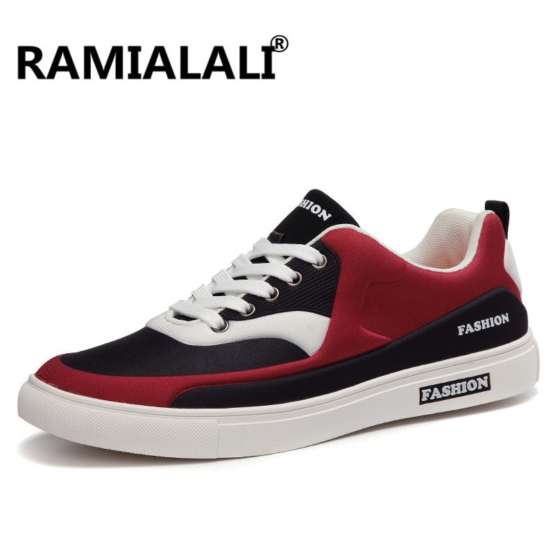 Ramialali Men Skateboarding Shoes Man Sport Light Wight Sneakers Outdoor Athletic Breathable Shoes Comfortable High Quality