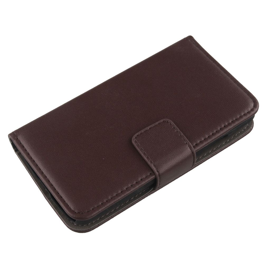 LINGWUZHE Genuine Leather Cover For UMI Zero Credit Card Slot Mobile Phone Case
