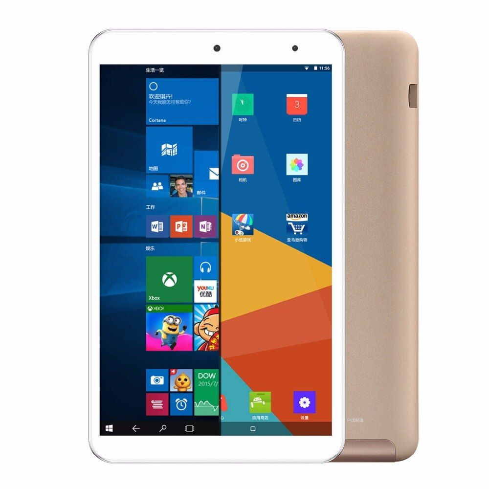 Original ONDA V80 Plus 8,0 zoll Intel Kirsche Trail X5 Tablet PC Windows 10 Home Android 5.1 Dual/Einzel OS 2 GB 32 GB tabletten