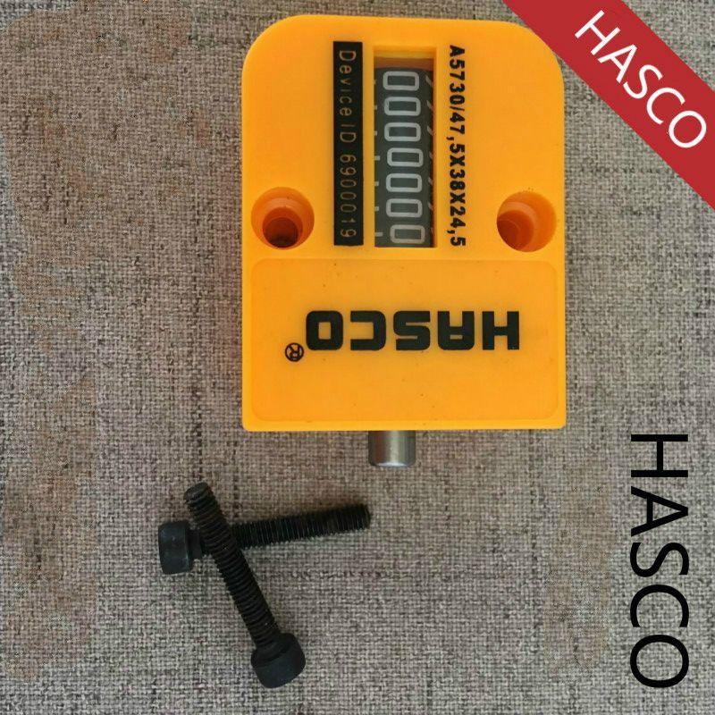 Compteur standard HASCO A5730/38*47.5*47.5 moule 1 pièces
