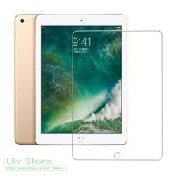 For 2017 New Apple iPad 9.7 Tablet Model A1822 A1823 Screen Protector 9H Tempered Glass A 1822 1823 sefe package
