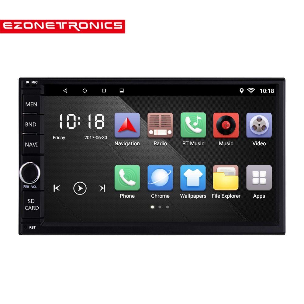 2 DIN Android 6.0 Автомобильный Радио стерео 7