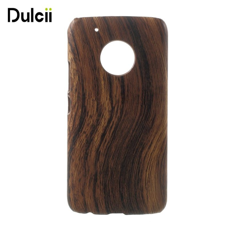 Dulcii For Motorola Moto G5 Plus Cover Bag Leather Coated PC Hard Back Phone Case Shell for Motorola Moto G 5 Plus Hard Cases