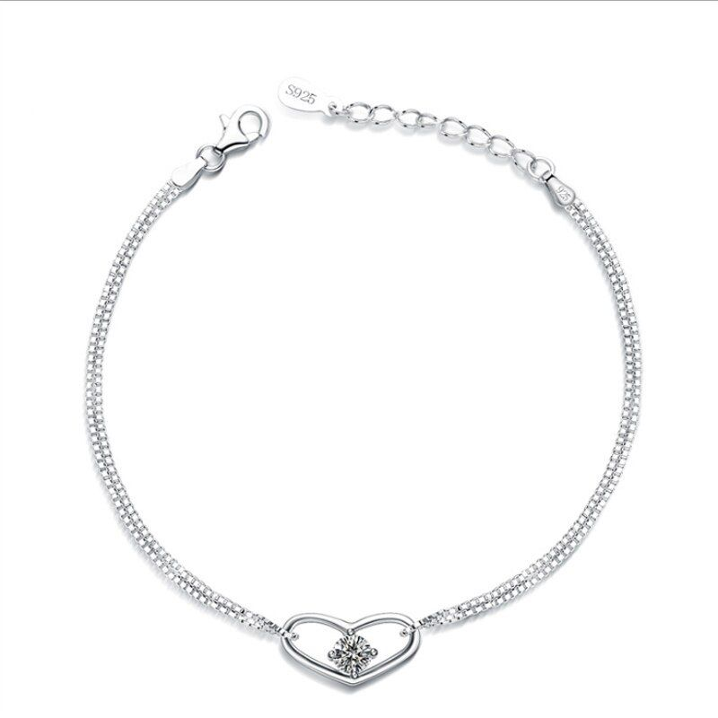 HB0 for NLNL Classic Engagement Bracelet jewelry Classic Timeless Women and man <font><b>lovers</b></font> Jewelry
