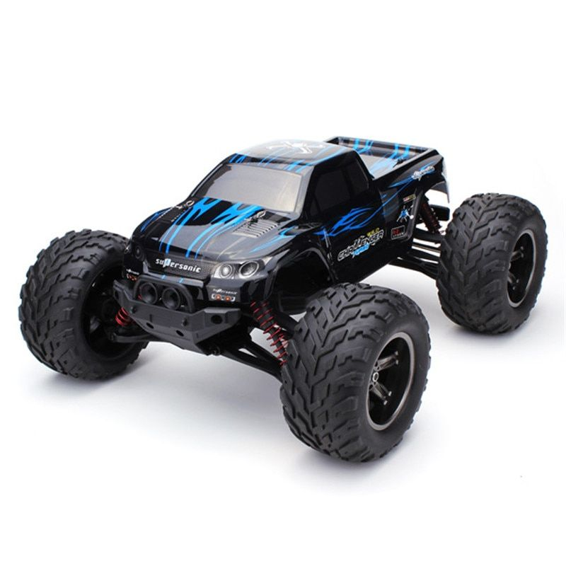 Wholesale 9115 1/12 2.4GHz 2WD Brushed RC Remote Control Monster Truck RTR