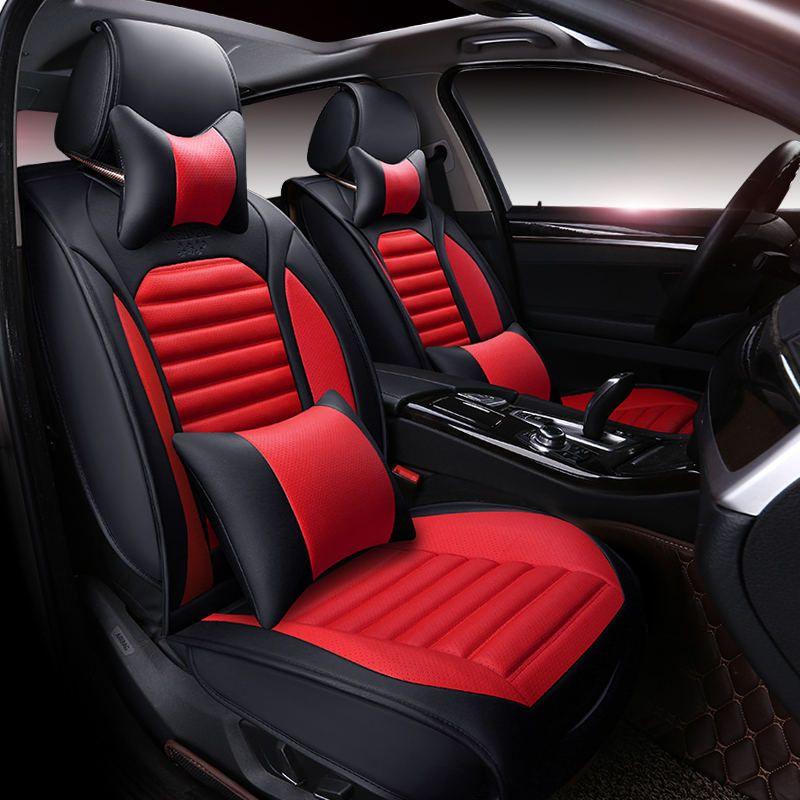Четыре сезона вообще автомобиль подушки сиденья автомобиля Pad Автомобиль Стайлинг Автокресло Обложка для Volkswagen Beetle ЦК EOS Гольф Jetta passat
