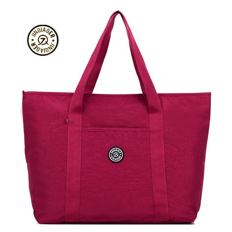2018 nouveau sac de voyage en nylon sac de voyage femmes sacs de voyage bagages à main valise bolsa de viagem sacs à main pour femmes sacs de week-end