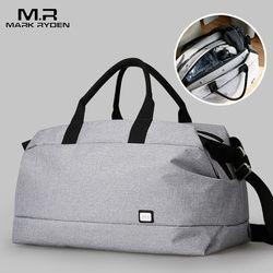 Мужская ручная сумка Mark Ryden, вместительная многофункциональная сумка для деловых поездок, водонепроницаемая, 2019