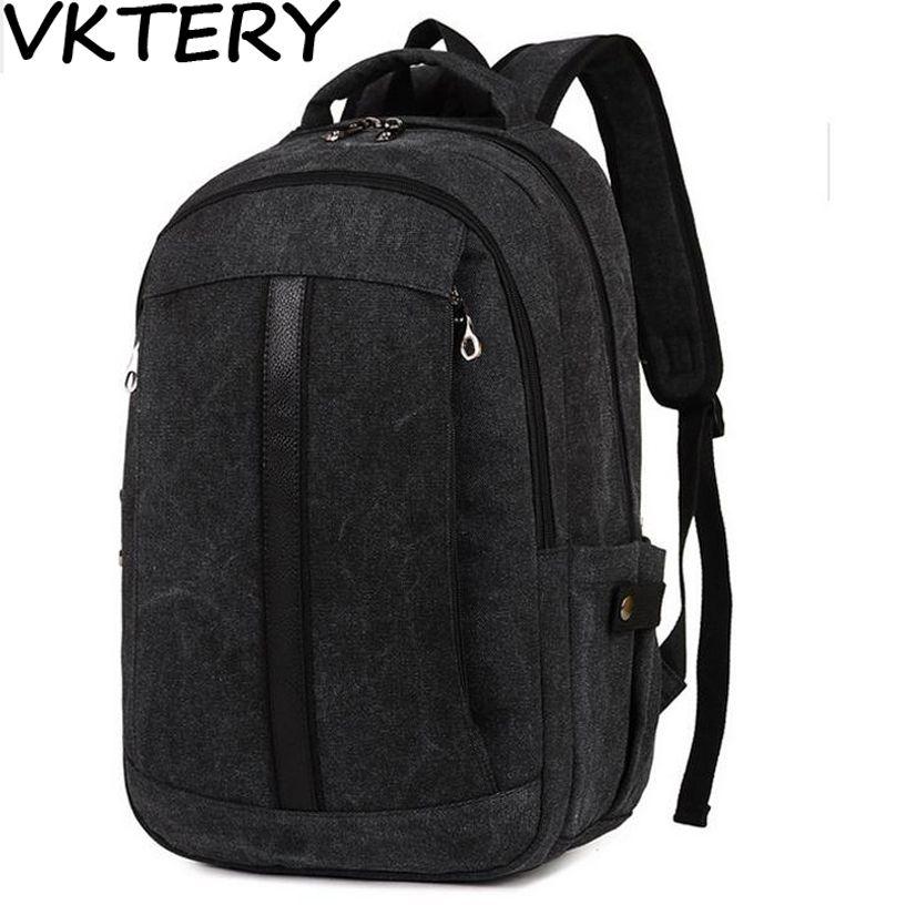 2016 Для мужчин мужской рюкзак Колледж школьные рюкзак Сумки для подростков Винтаж Mochila Повседневное Рюкзак Путешествия Рюкзак
