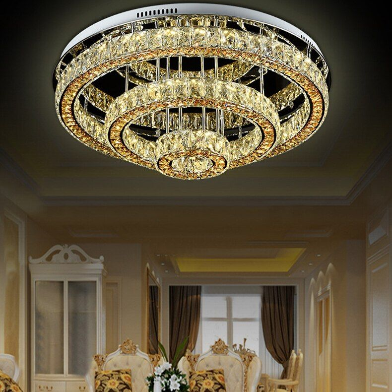 modern ceiling lamp Luxury crystal lamp chandelier for hotel hall modern fashion ceiling chandelier for home hotel hall