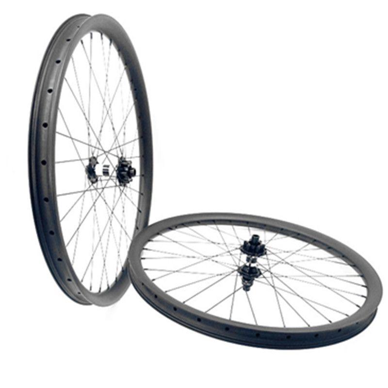 29er carbon mtb räder DT350S boost 110x15 148x12 6-bolzen fahrrad mtb räder 35x 25mm 1420 speichen Berg Bikes räder