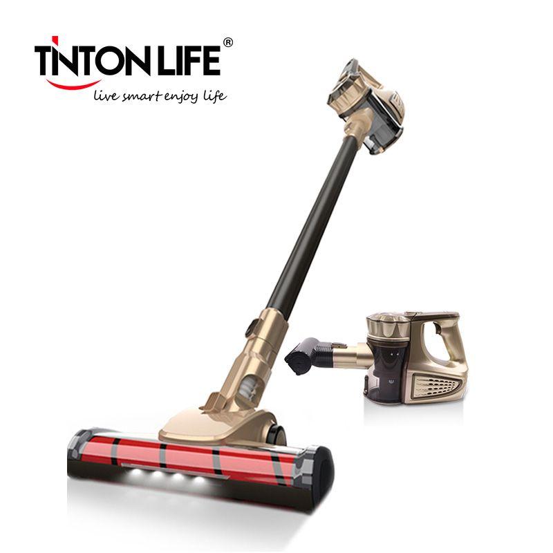 TINTON LIFE VC812 portable 2 en 1 aspirateur sans fil portable filtre Cyclone 8900Pa forte aspiration dépoussiéreur aspirateur