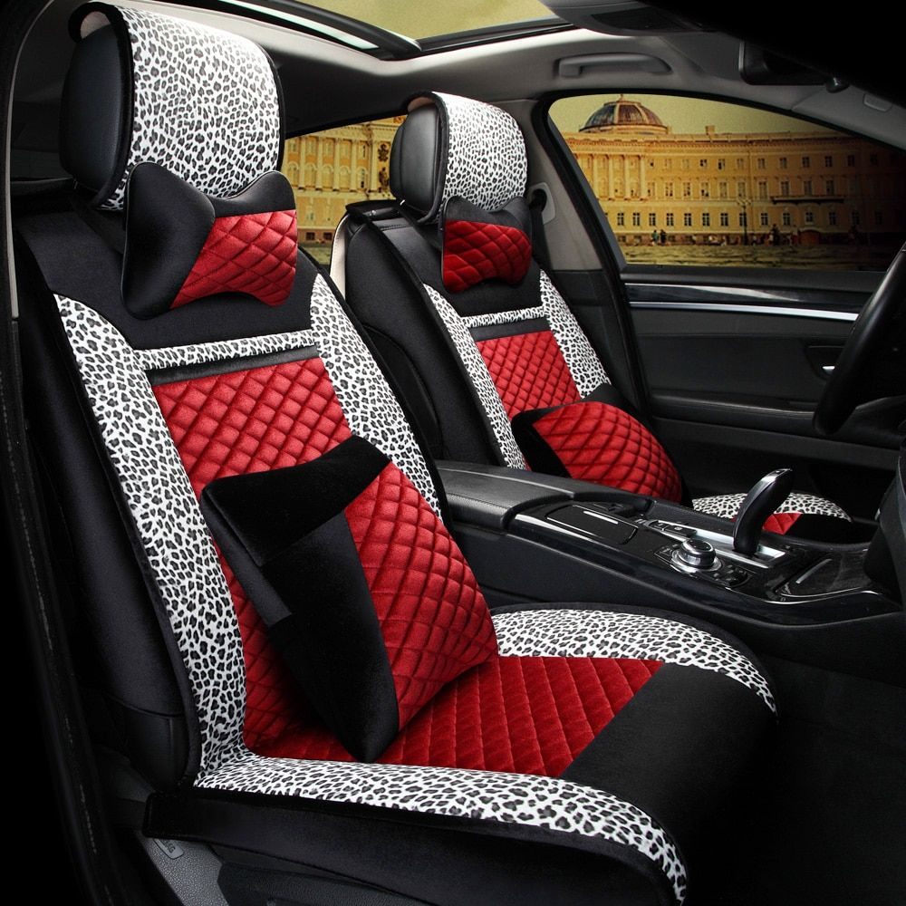 3D Sport Car Seat Cover General Cushion Green Fabric Car Styling For BMW 3 4 5 6 7 SeriesGT M3 X1 X3 X4 X5 X6 SUV