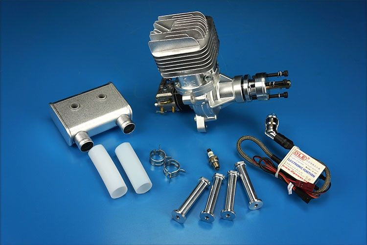 Original DLE DLE55RA 55CC Gasoline Engine for RC Airplane