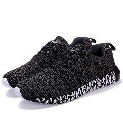 Nuevos hombres transpirables zapatos casuales tejido hombres zapatillas entrenadores de moda para hombres zapatos Casual hombres zapatos Tenis Masculino Adulto