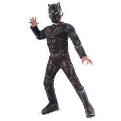Anak Laki-laki Civil War Black Panther Deluxe Kostum