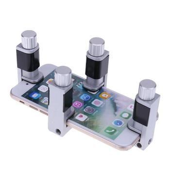 4 pcs Réglable En Plastique Clip Mobilier LCD Écran Pince De Fixation Pince Téléphone Mobile Outil De Réparation pour L'iphone Samsung iPod Tablet