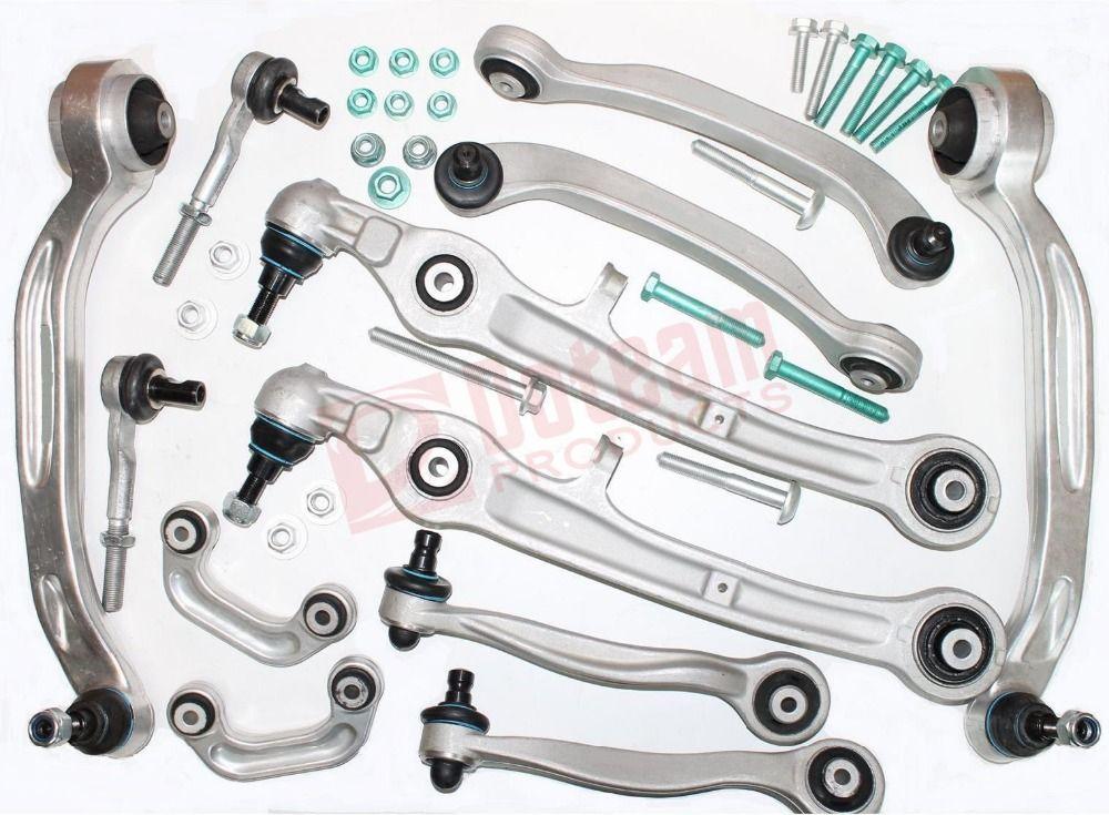 Wheel suspension control arm Kit for Audi Avant Allroad A6 4F2 4F5 4FH C6 2004-2012 OEM 4F0498998 ,4F0 498 998