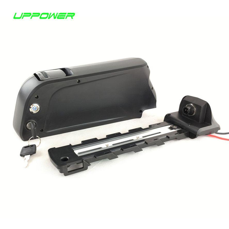 Ebike Down Tube Dolphin Battery 36V 13Ah Li-ion Electric Bike Battery for Bafang BBS01 350w Motor Kit