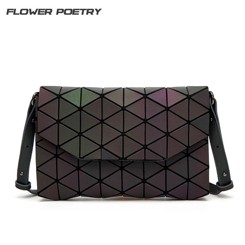 Famous Brand Women Baobao Shoulder Bag Geometry Bao Bao Bags for Gril Plain Handbags Female Diamond Messenger Crossbody Bag